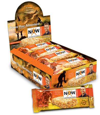Phil Keoghan's NOW™ Energy Bar